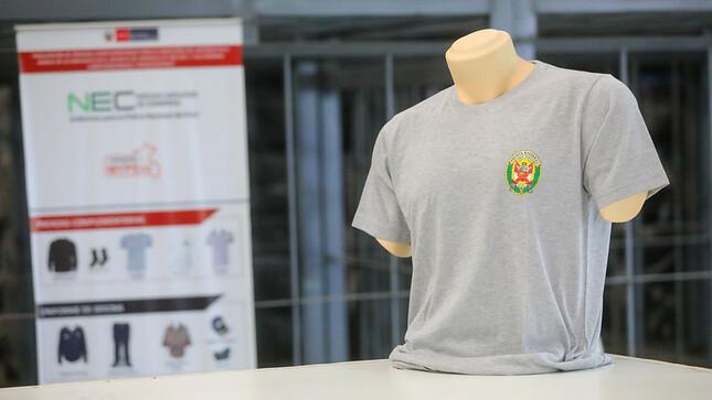 Produce: Hoy comenzó entrega a Compras a MYPErú de prendas confeccionadas para la Policía Nacional